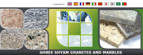 Shree Shyam Granites and Marbles