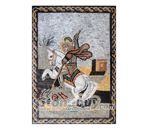 Mosaic Art NO:1090