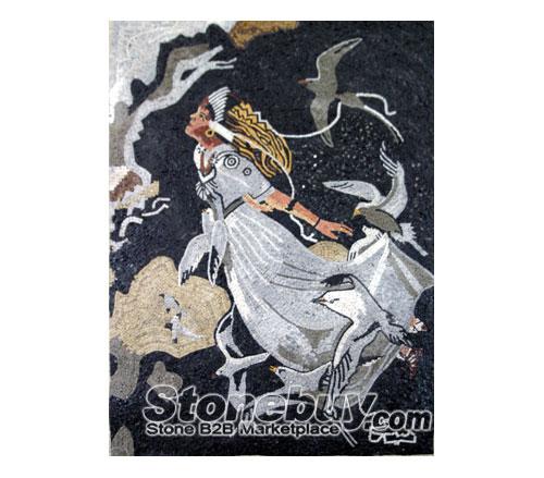 Mosaic Art NO:1091