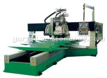 Bridge profile machine TYPE QSFX-1600