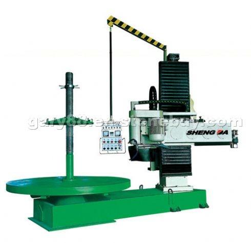 Column base cutting machine TYPE ZMFX-2500