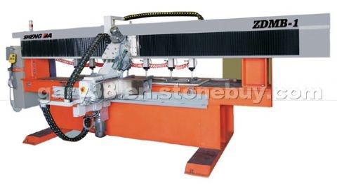 Edge polishing machine with one head TYPE ZDMB-1