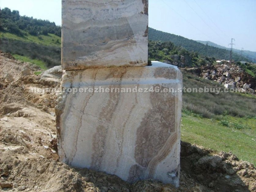 Mexican Stone Blocks : Mexican onyx blocks detailed info for