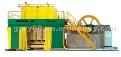 Gang saw for marble TYPE SKJ-80