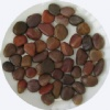 Red pebble stone ,river pebble stone ,pebble tile
