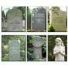 Monuments, Gravestones