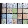 Crystal polished tiles