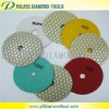 Flexible Diamond Polishing Pad - Dry use