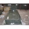 Green Granite Tombstone