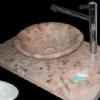 Mosaic Vanity Top, Basin