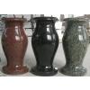 Flower pots, urns