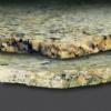 Golden Granite Tiles, Slabs