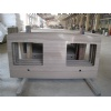 Wood Vein Grey Marble Vanity Tops