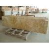 imperial gold granite prefabricated countertop