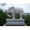 G603 granite elephant carving