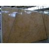 Spring Yellow marble slabs